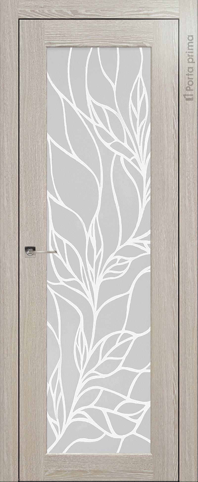 Pianta цвет - Серый дуб Со стеклом (ДО)