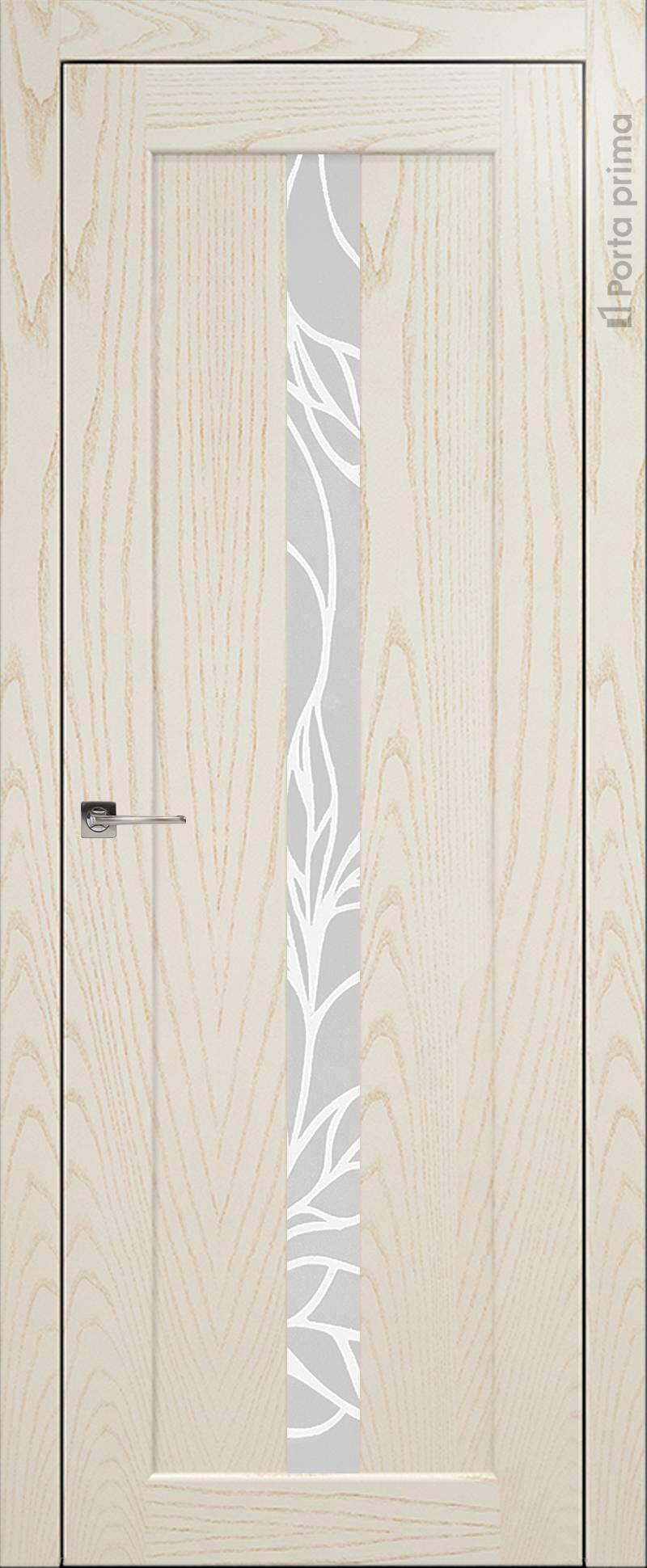 Pianta цвет - Бежевый ясень Без стекла (ДГ)