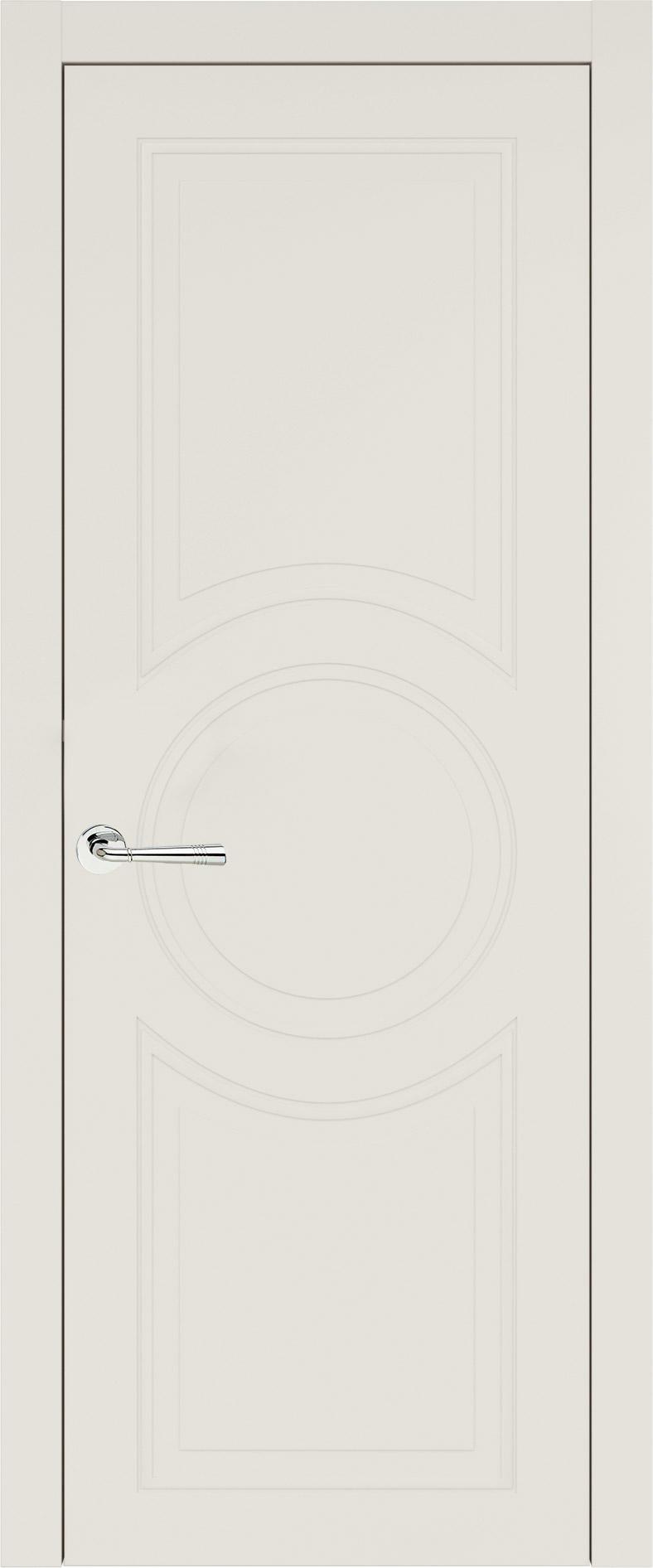 Ravenna Neo Classic цвет - Бежевая эмаль (RAL 9010) Без стекла (ДГ)