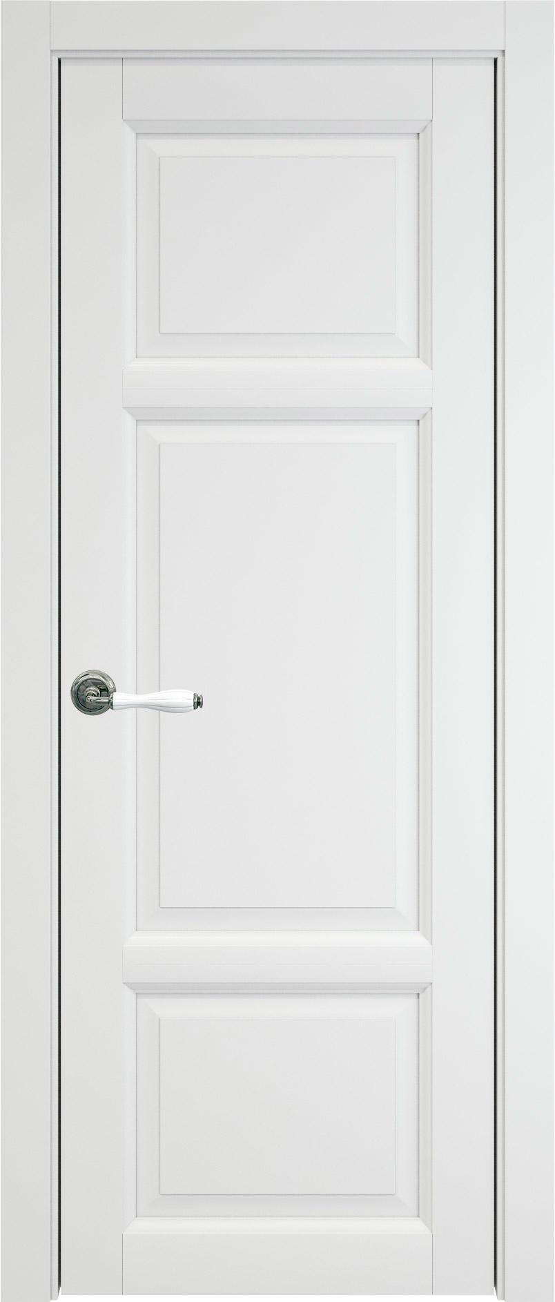 Siena цвет - Белая эмаль (RAL 9003) Без стекла (ДГ)