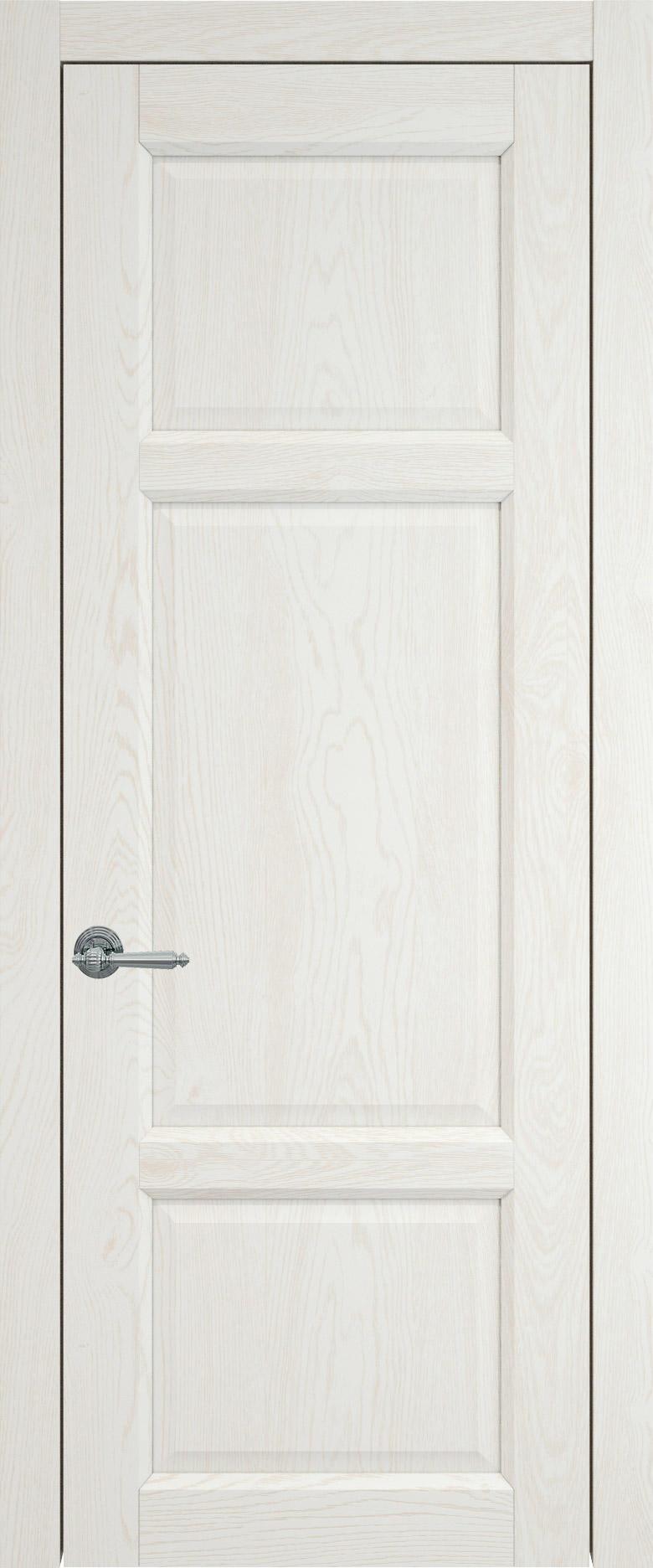 Siena цвет - Белый ясень (nano-flex) Без стекла (ДГ)