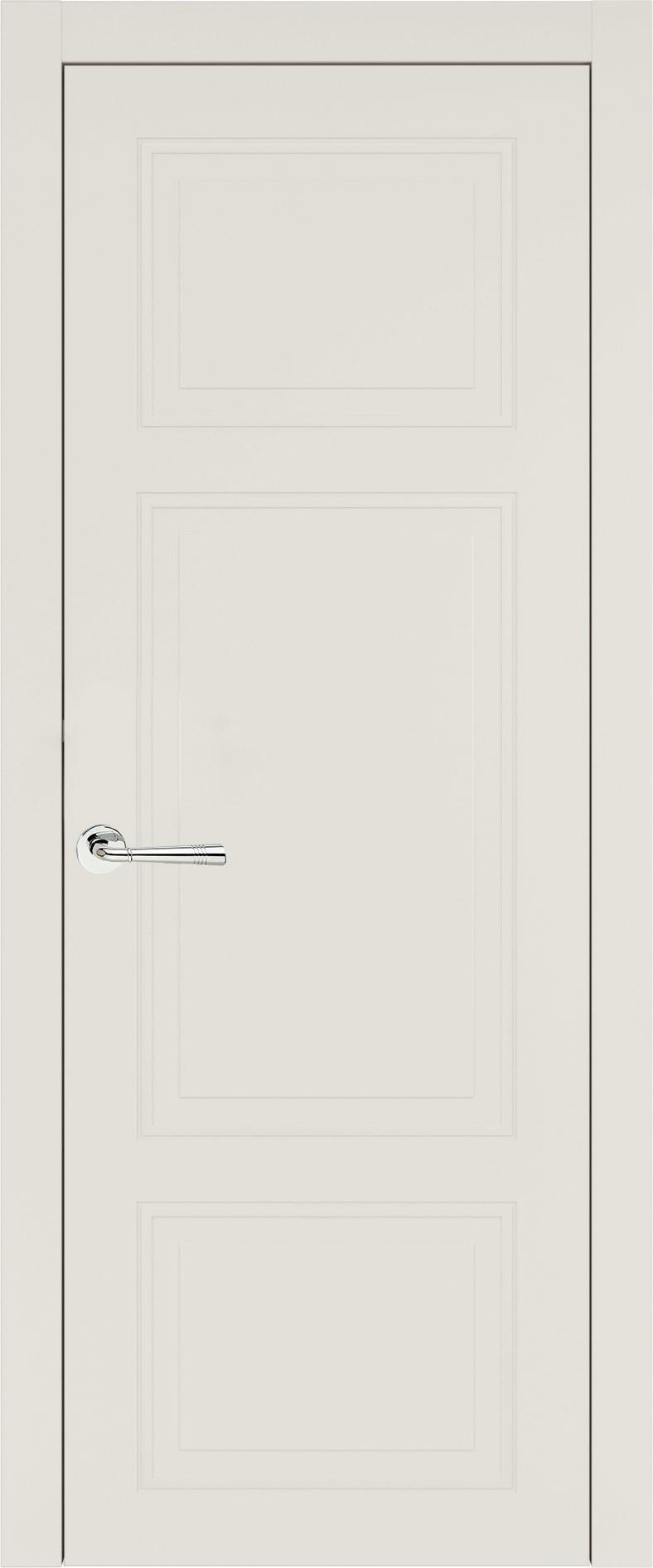 Siena Neo Classic цвет - Бежевая эмаль (RAL 9010) Без стекла (ДГ)