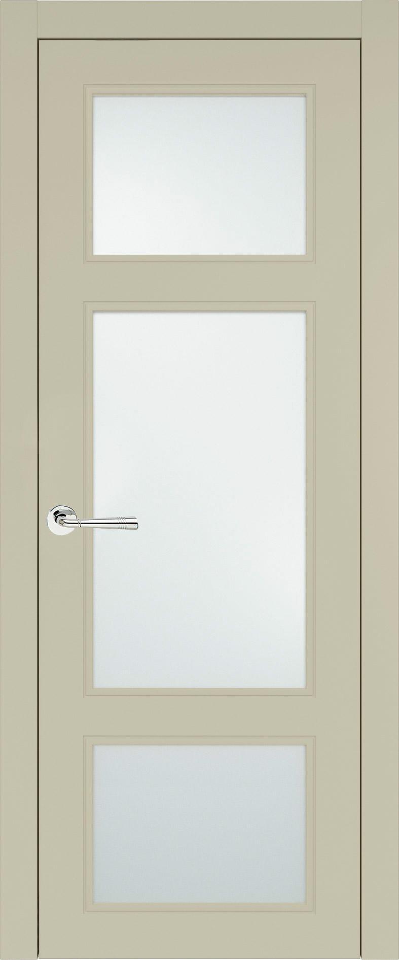 Siena Neo Classic цвет - Серо-оливковая эмаль (RAL 7032) Со стеклом (ДО)