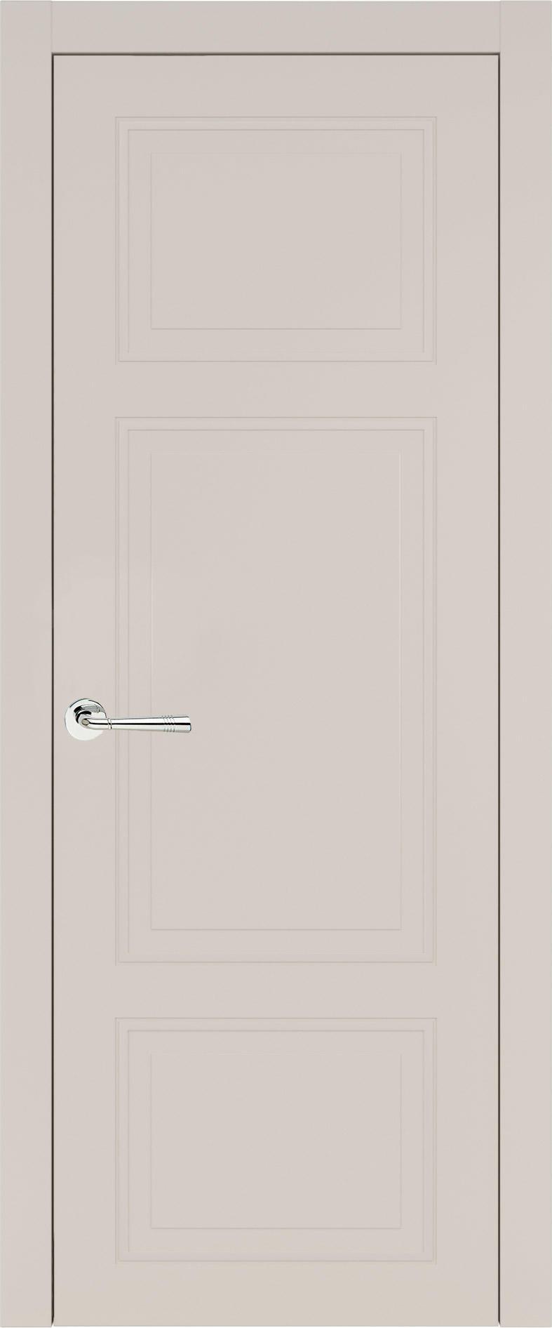 Siena Neo Classic цвет - Жемчужная эмаль (RAL 1013) Без стекла (ДГ)