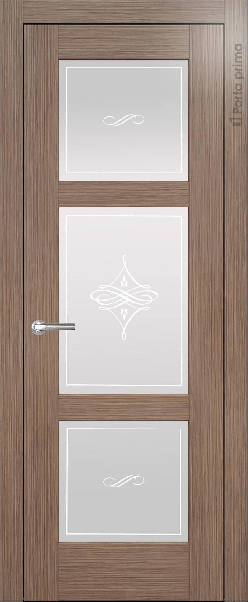 Siena цвет - Орех Со стеклом (ДО)