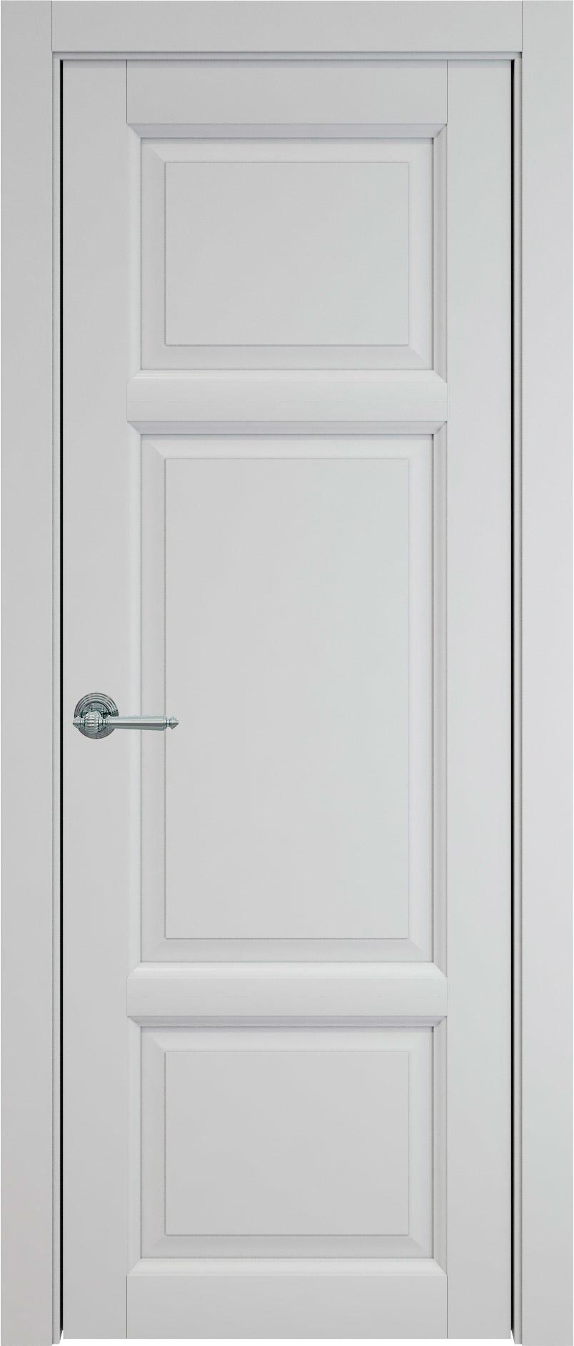 Siena цвет - Серая эмаль (RAL 7047) Без стекла (ДГ)