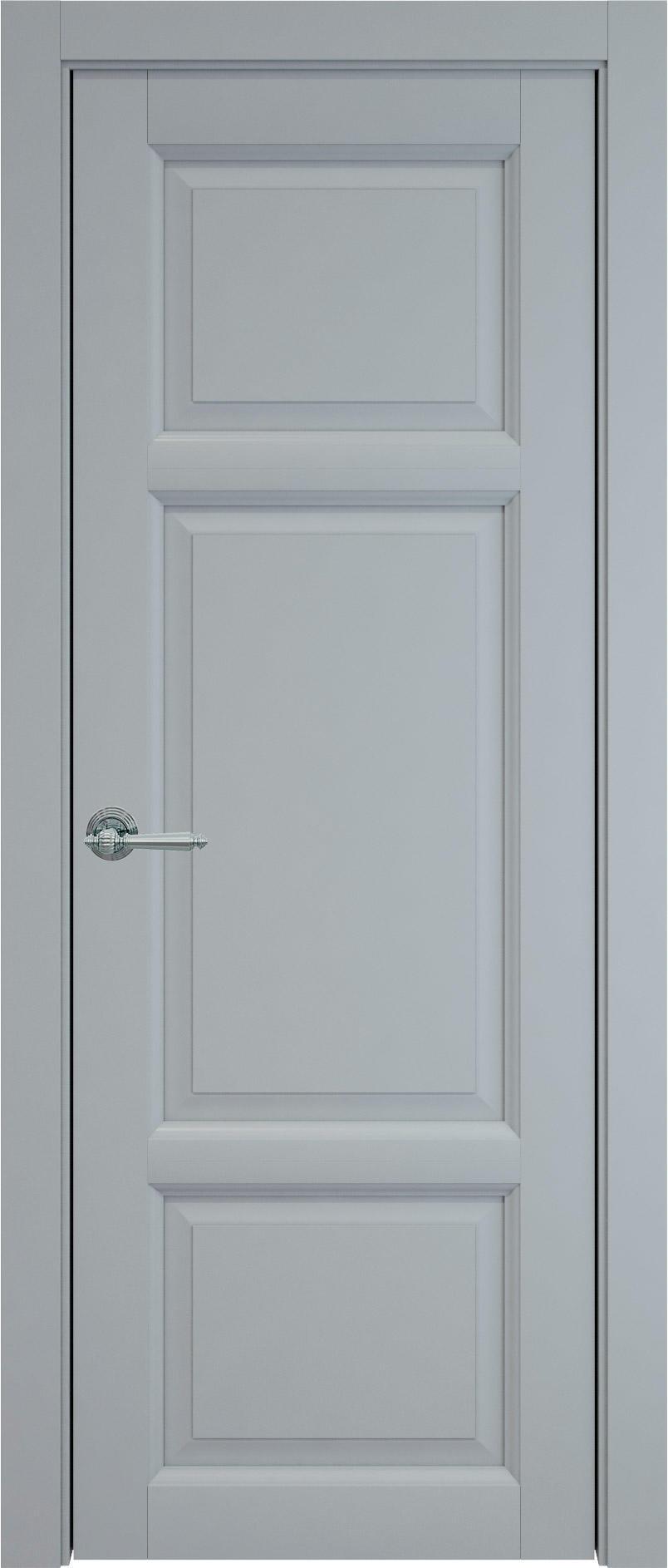 Siena цвет - Серебристо-серая эмаль (RAL 7045) Без стекла (ДГ)