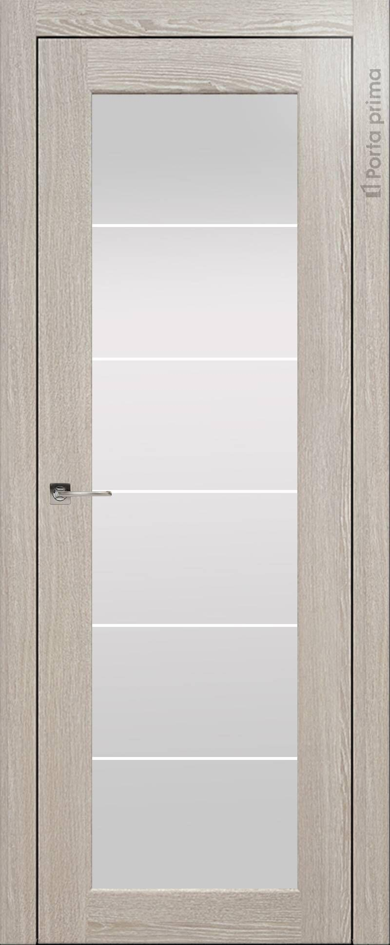 Sonata цвет - Серый дуб Со стеклом (ДО)