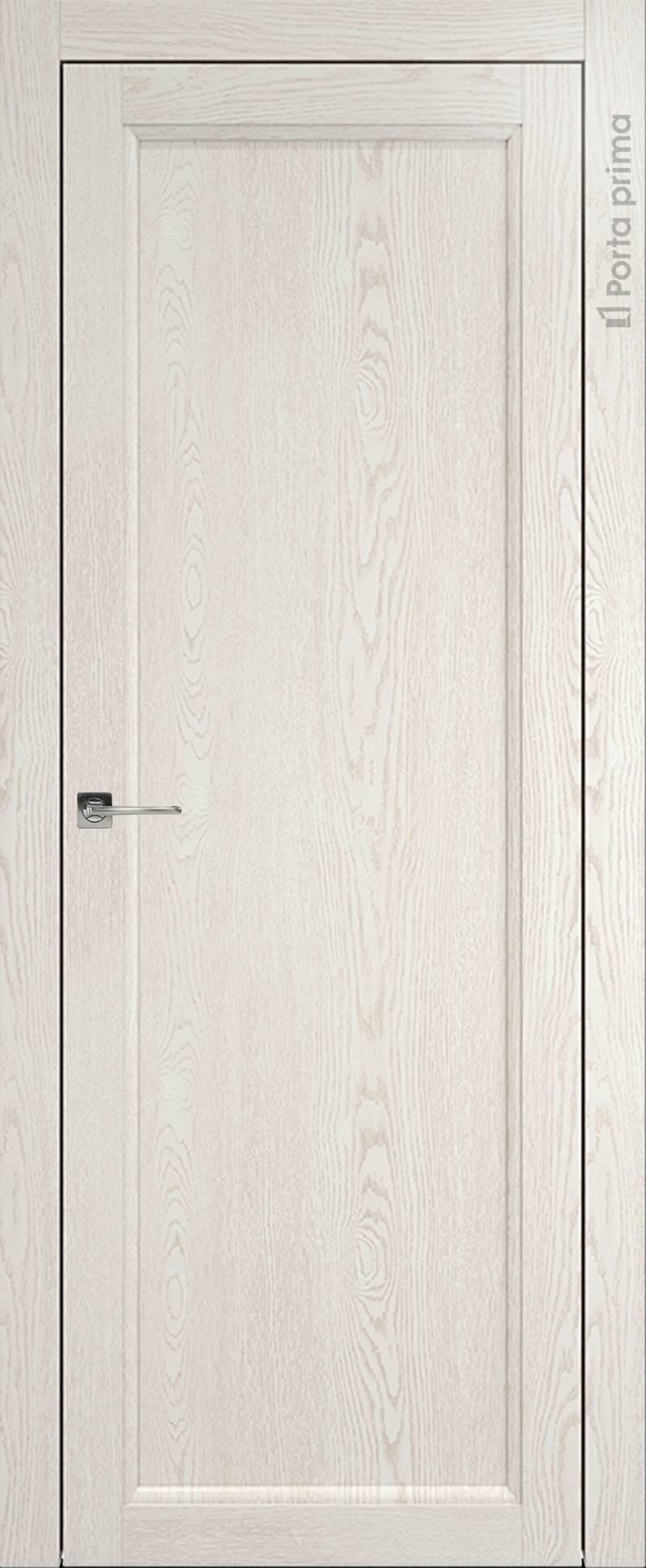 Sorrento-R А4 цвет - Белый ясень (nano-flex) Без стекла (ДГ)