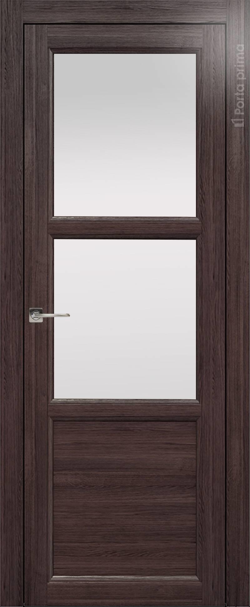 Sorrento-R Б2 цвет - Венге Нуар Со стеклом (ДО)