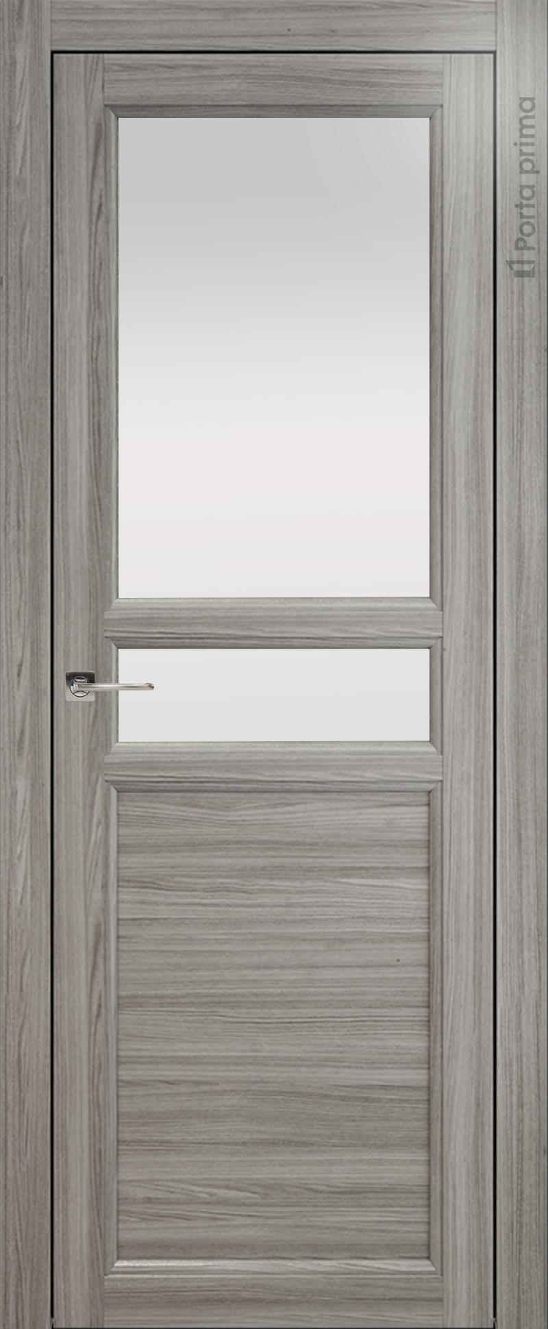 Sorrento-R Д2 цвет - Орех пепельный Со стеклом (ДО)