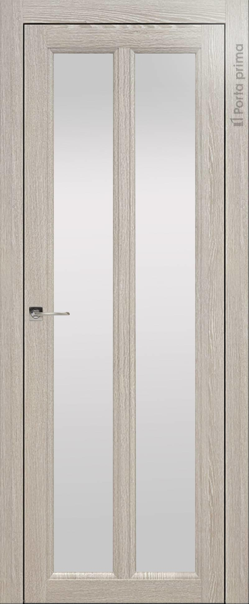Sorrento-R Д4 цвет - Серый дуб Со стеклом (ДО)