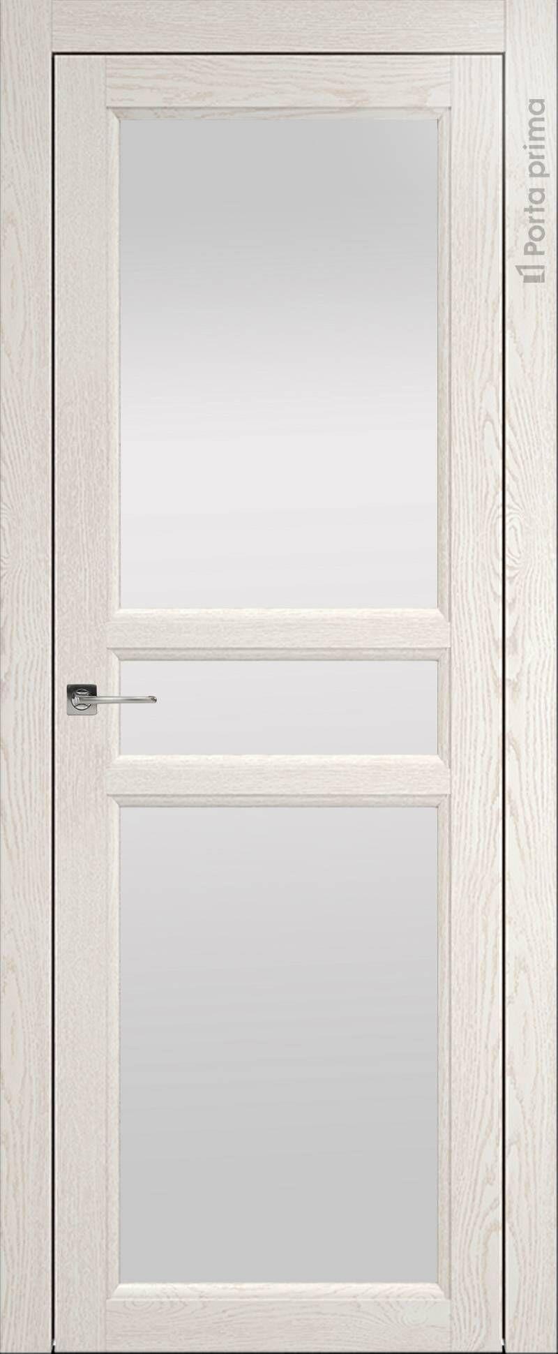 Sorrento-R Е2 цвет - Белый ясень (nano-flex) Со стеклом (ДО)