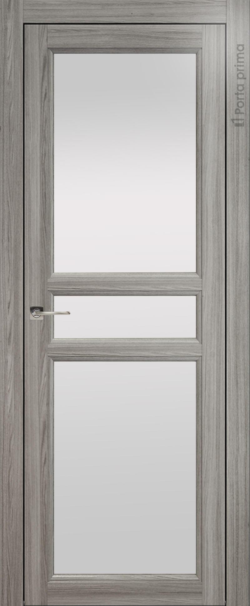 Sorrento-R Е2 цвет - Орех пепельный Со стеклом (ДО)