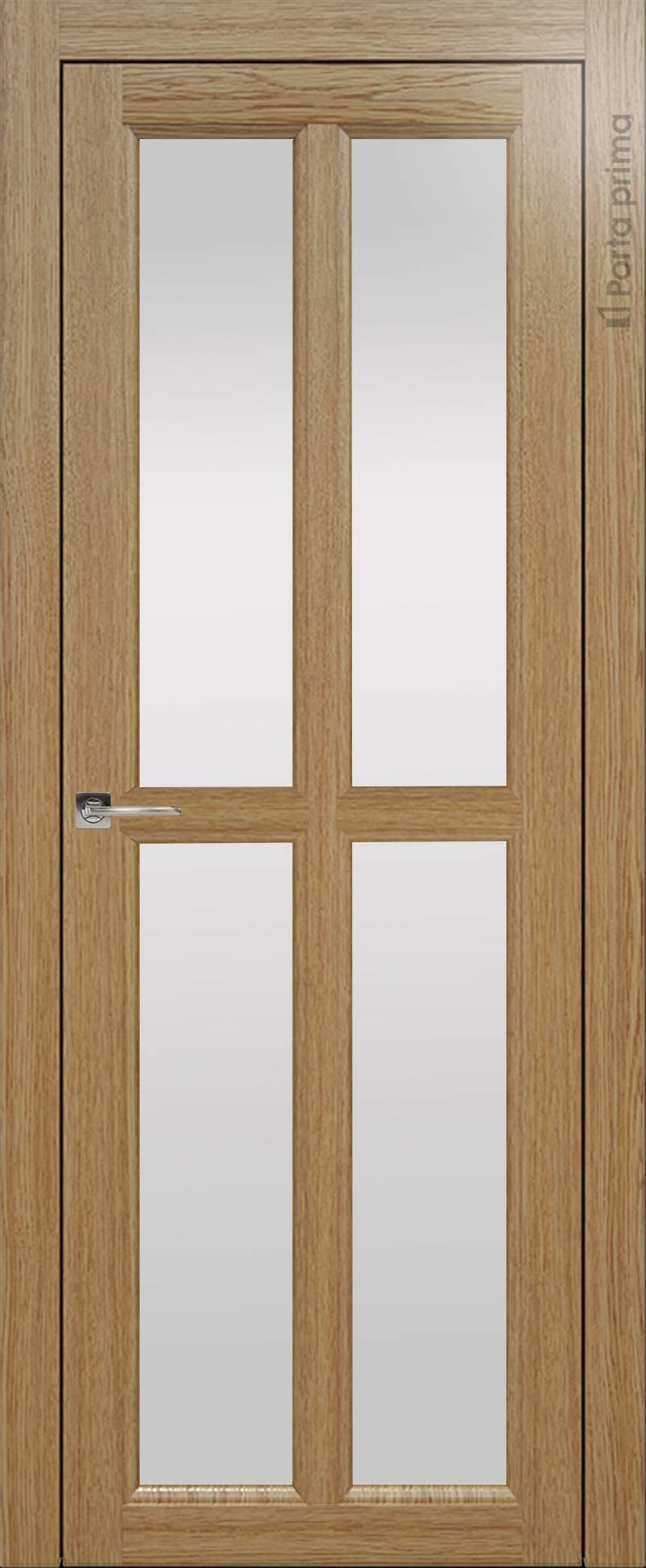 Sorrento-R И4 цвет - Дуб карамель Со стеклом (ДО)
