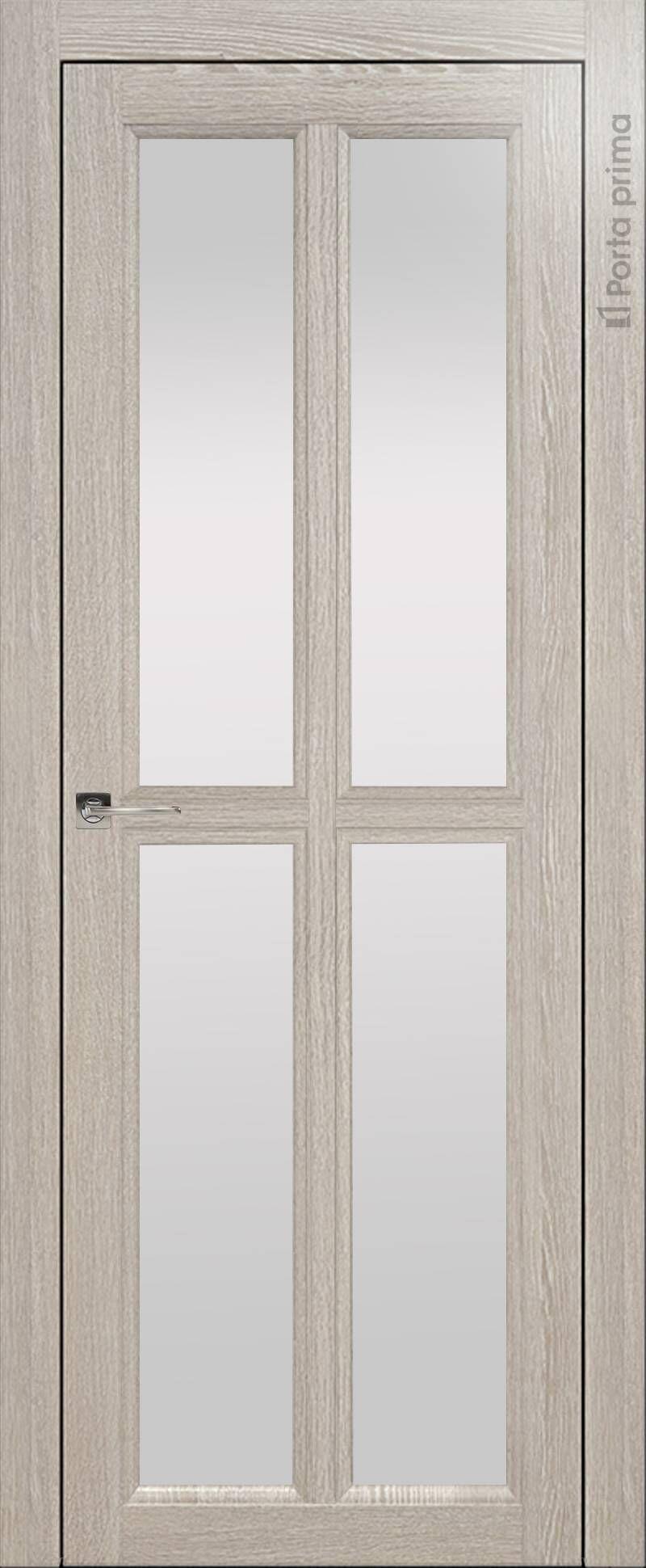 Sorrento-R И4 цвет - Серый дуб Со стеклом (ДО)
