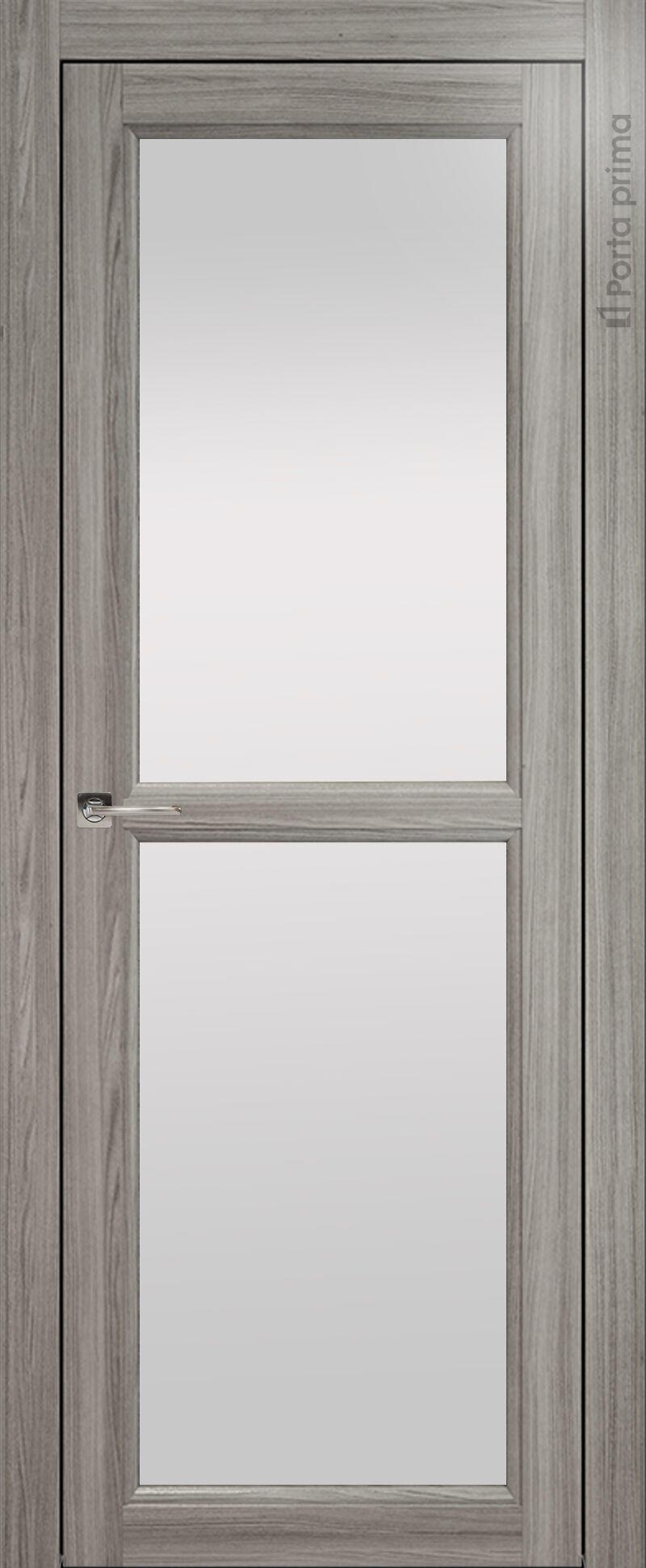 Sorrento-R В1 цвет - Орех пепельный Со стеклом (ДО)