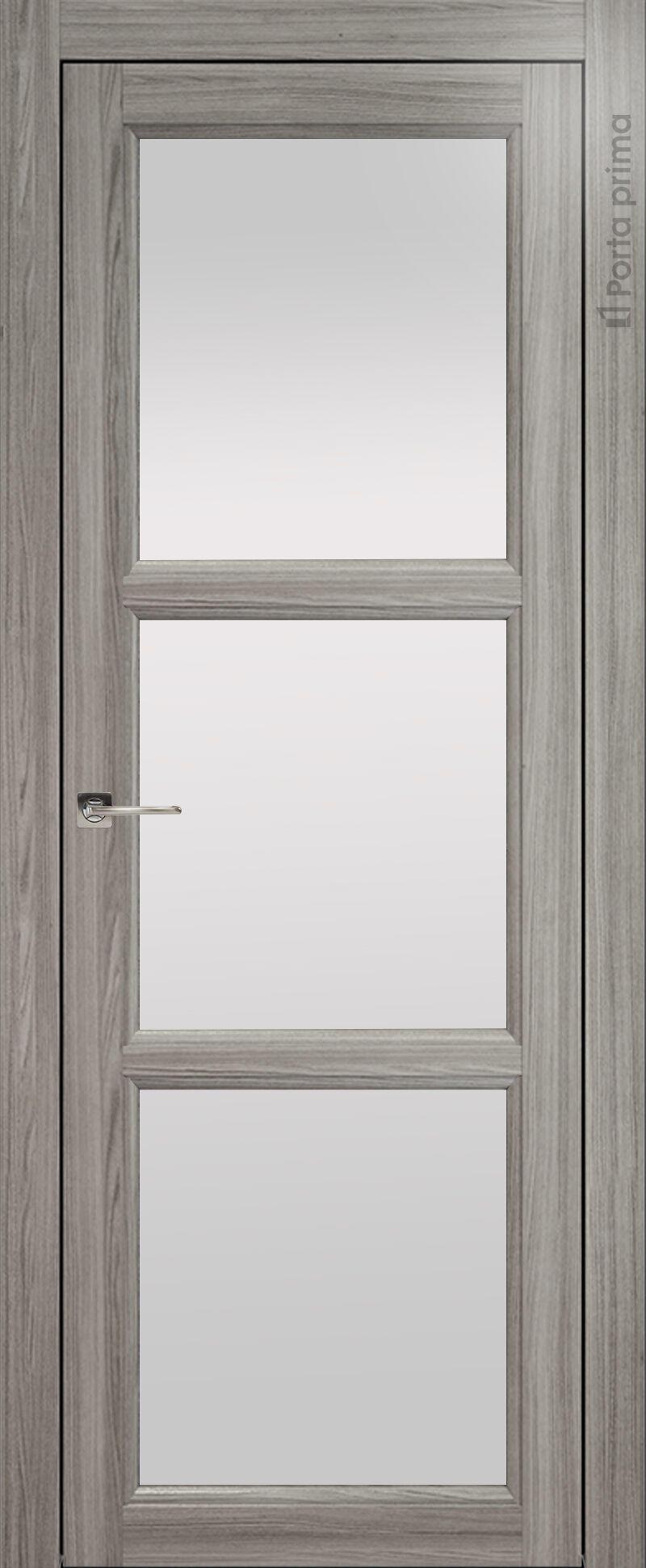 Sorrento-R В2 цвет - Орех пепельный Со стеклом (ДО)