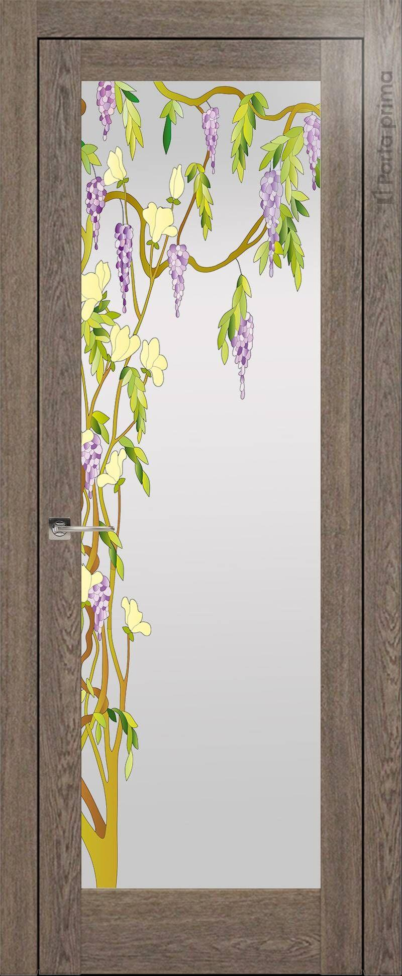 Strada цвет - Дуб антик Со стеклом (ДО)
