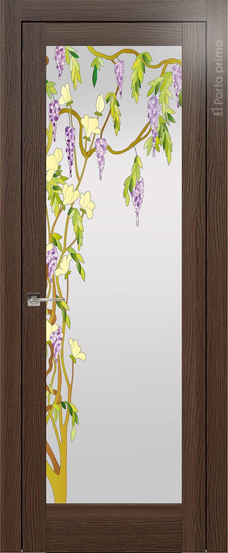 Strada цвет - Дуб торонто Со стеклом (ДО)