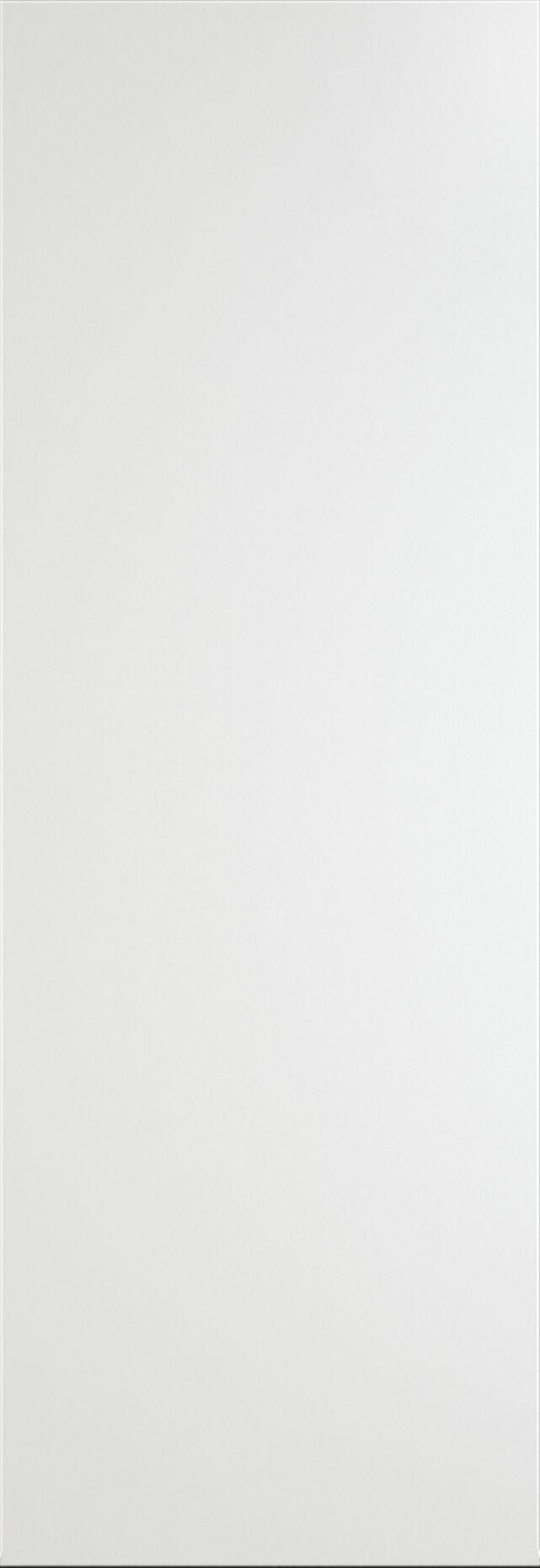 Tivoli А-1 Invisible цвет - Белая эмаль Без стекла (ДГ)