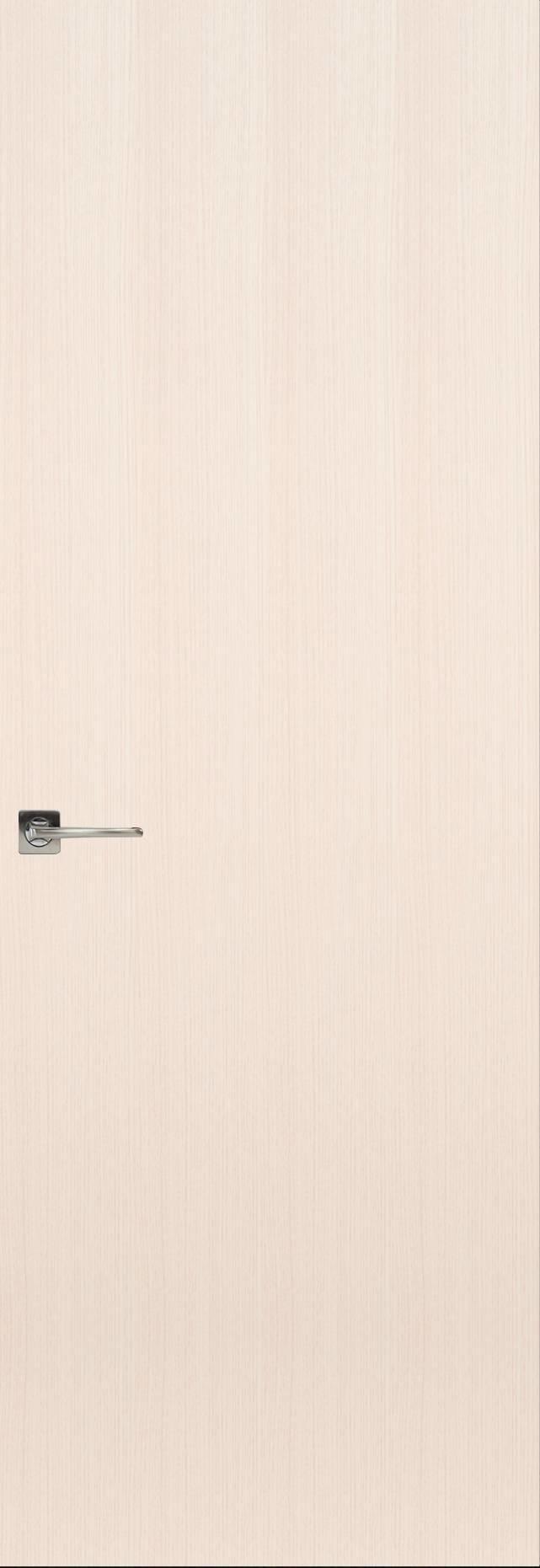 Tivoli А-1 Невидимка цвет - Беленый дуб Без стекла (ДГ)