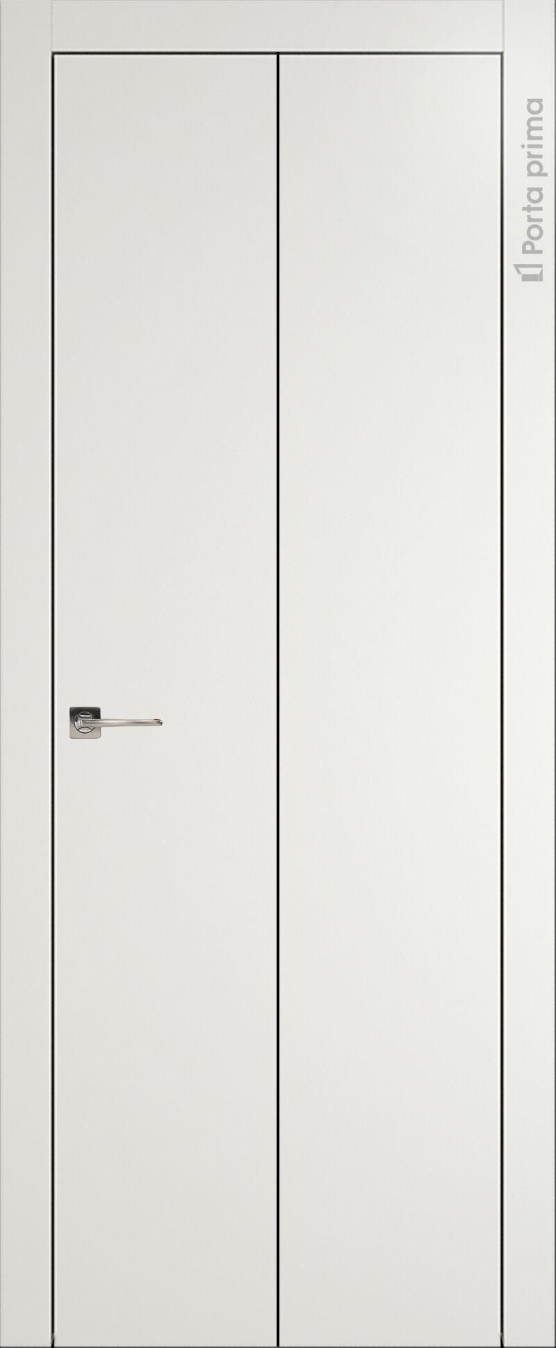 Tivoli А-1 Книжка цвет - Бежевая эмаль Без стекла (ДГ)