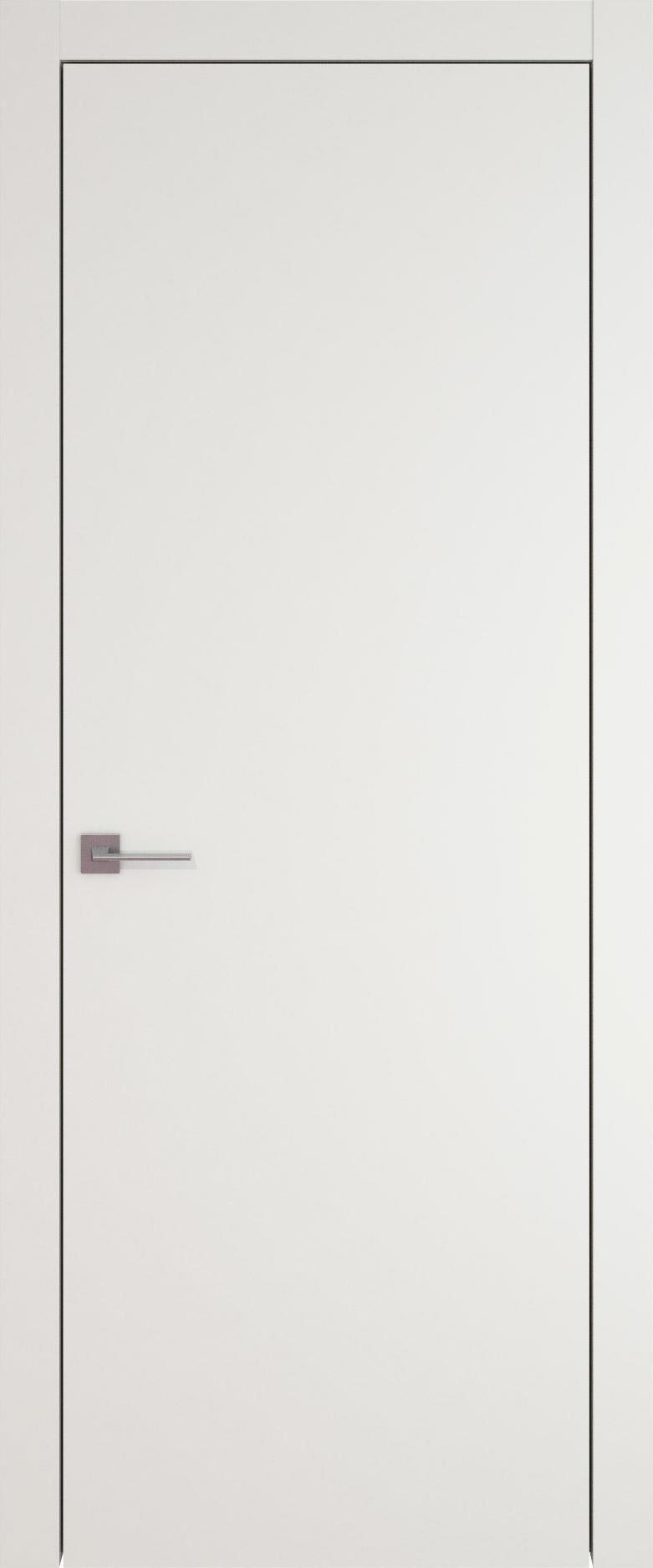 Tivoli А-1 цвет - Бежевая эмаль (RAL 9010) Без стекла (ДГ)