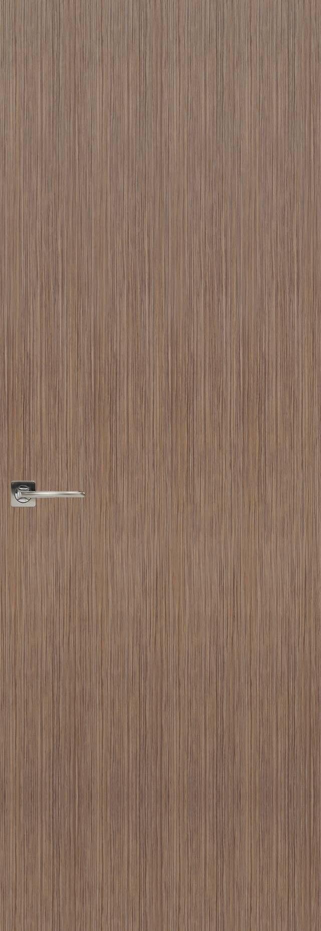 Tivoli А-1 Невидимка цвет - Орех Без стекла (ДГ)