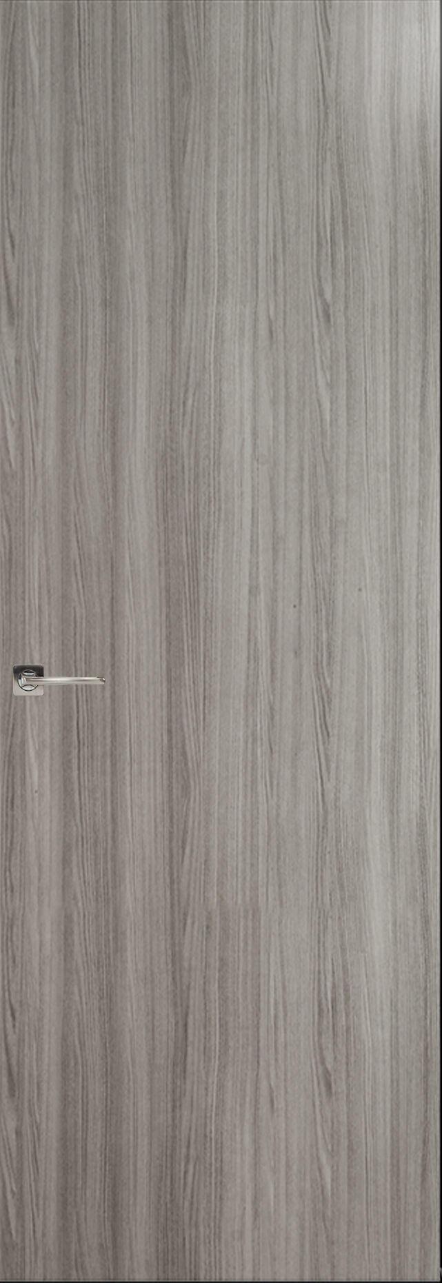 Tivoli А-1 Невидимка цвет - Орех пепельный Без стекла (ДГ)
