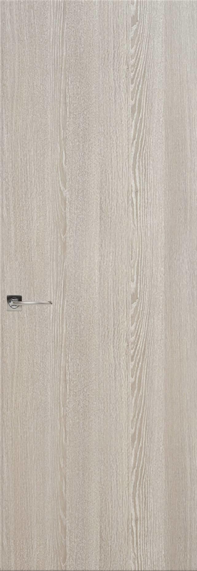 Tivoli А-1 Невидимка цвет - Серый дуб Без стекла (ДГ)