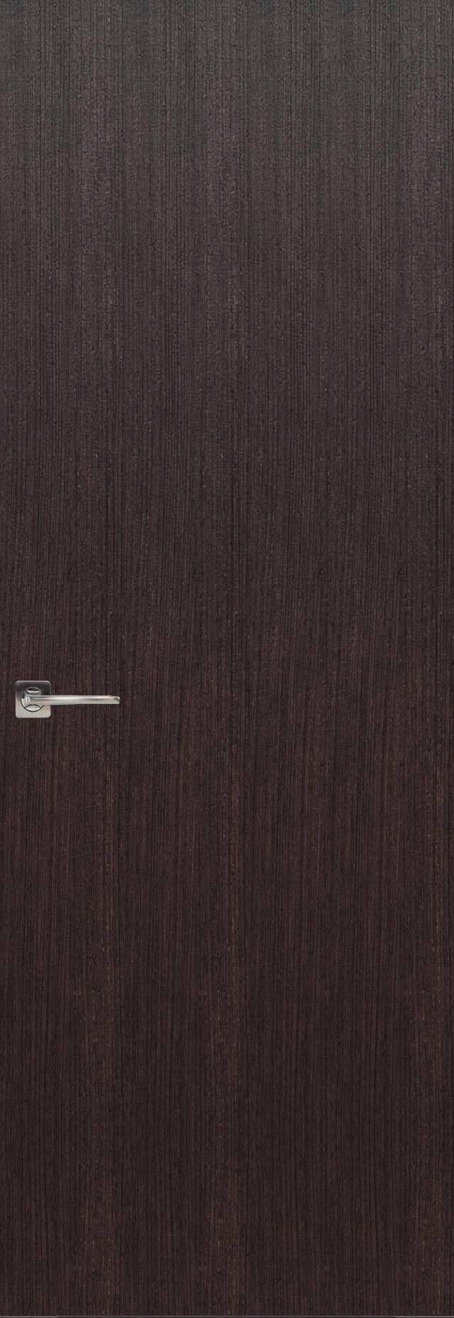 Tivoli А-1 Невидимка цвет - Венге Шоколад Без стекла (ДГ)
