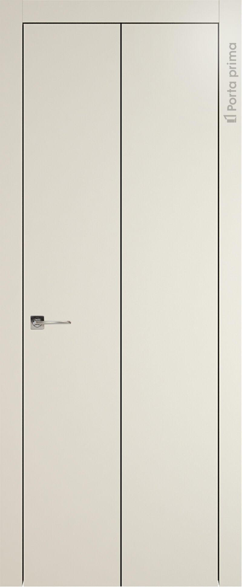 Tivoli А-1 Книжка цвет - Жемчужная эмаль Без стекла (ДГ)