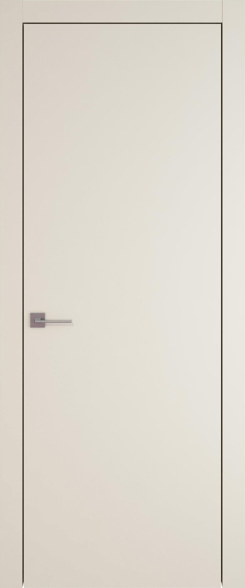 Tivoli А-1 цвет - Жемчужная эмаль (RAL 1013) Без стекла (ДГ)