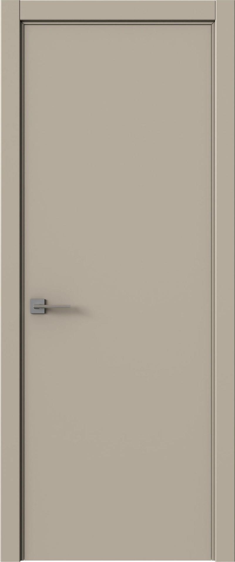 Tivoli А-2 цвет - Серо-оливковая эмаль (RAL 7032) Без стекла (ДГ)