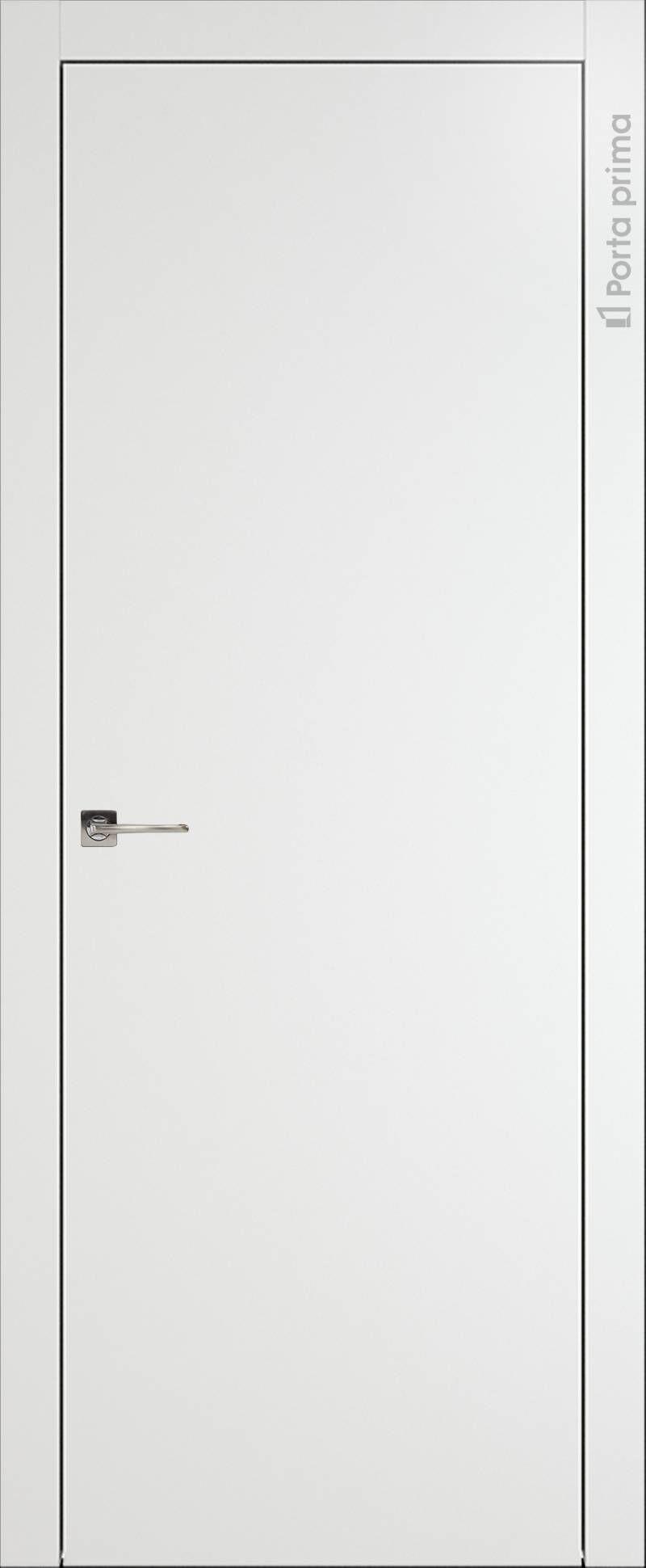 Tivoli А-5 цвет - Белая эмаль (RAL 9003) Без стекла (ДГ)