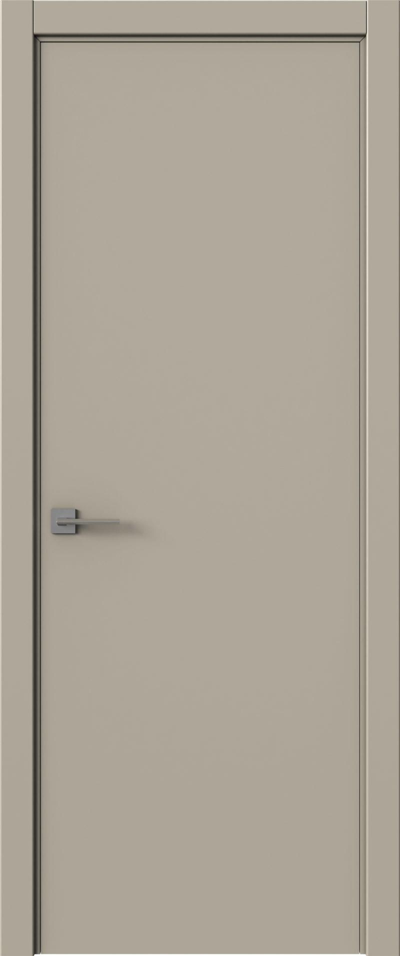 Tivoli А-5 цвет - Серо-оливковая эмаль (RAL 7032) Без стекла (ДГ)