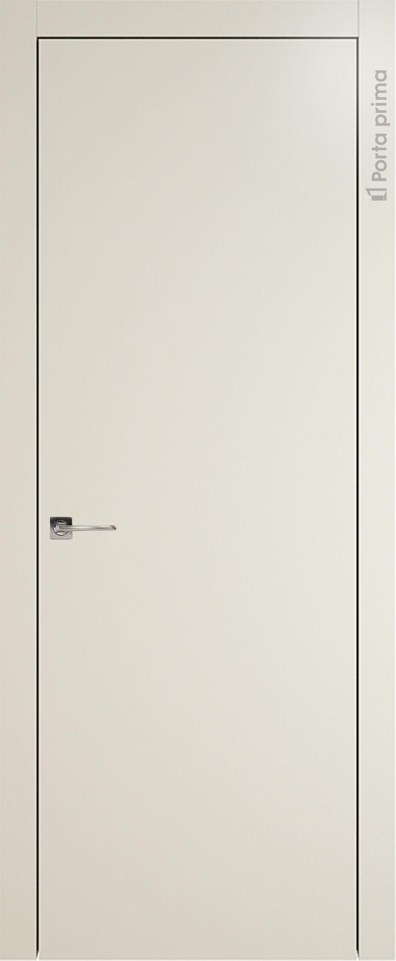 Tivoli А-5 цвет - Жемчужная эмаль (RAL 1013) Без стекла (ДГ)