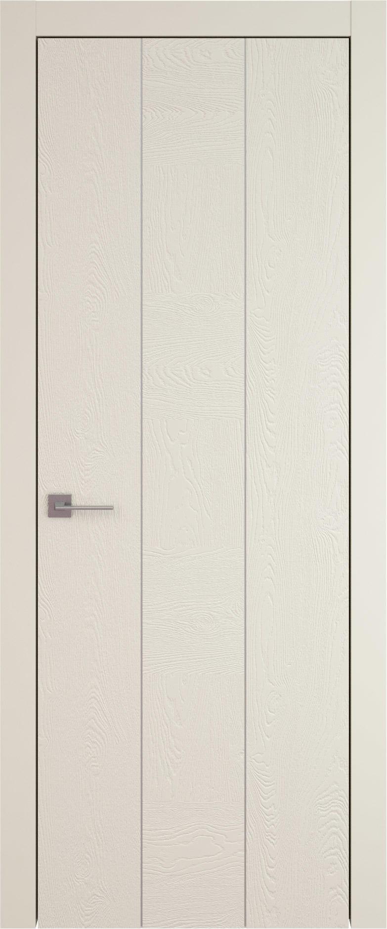 Tivoli Б-1 цвет - Жемчужная эмаль по шпону (RAL 1013) Без стекла (ДГ)