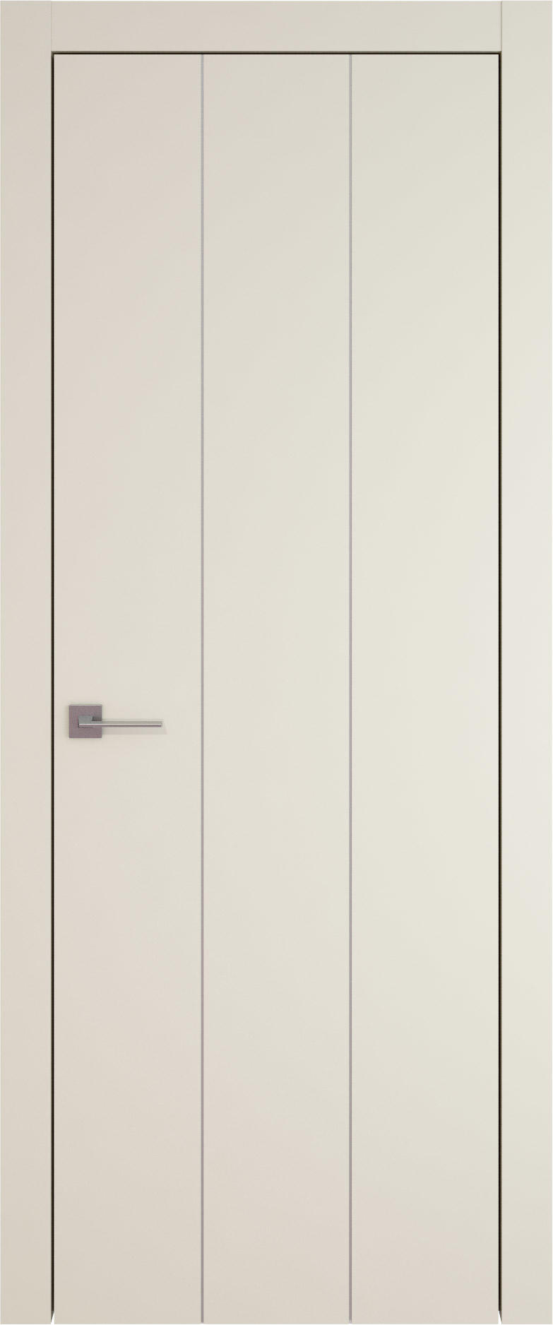 Tivoli Б-1 цвет - Жемчужная эмаль (RAL 1013) Без стекла (ДГ)