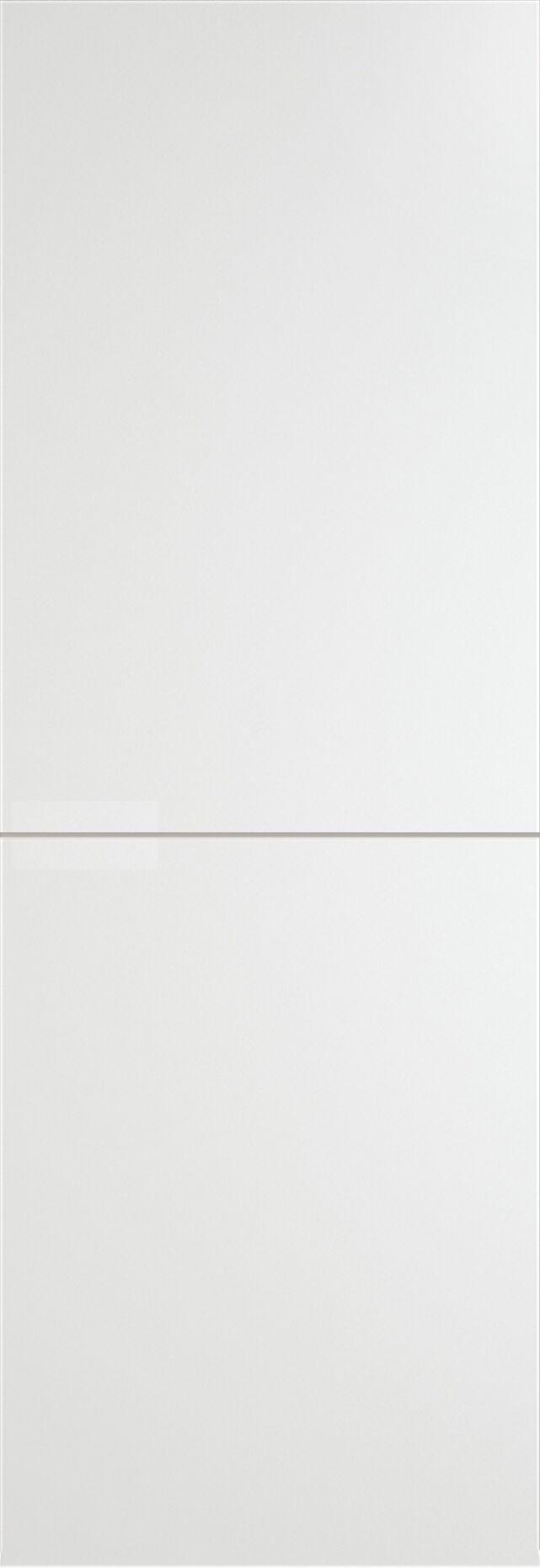 Tivoli Б-2 Invisible цвет - Белая эмаль Без стекла (ДГ)