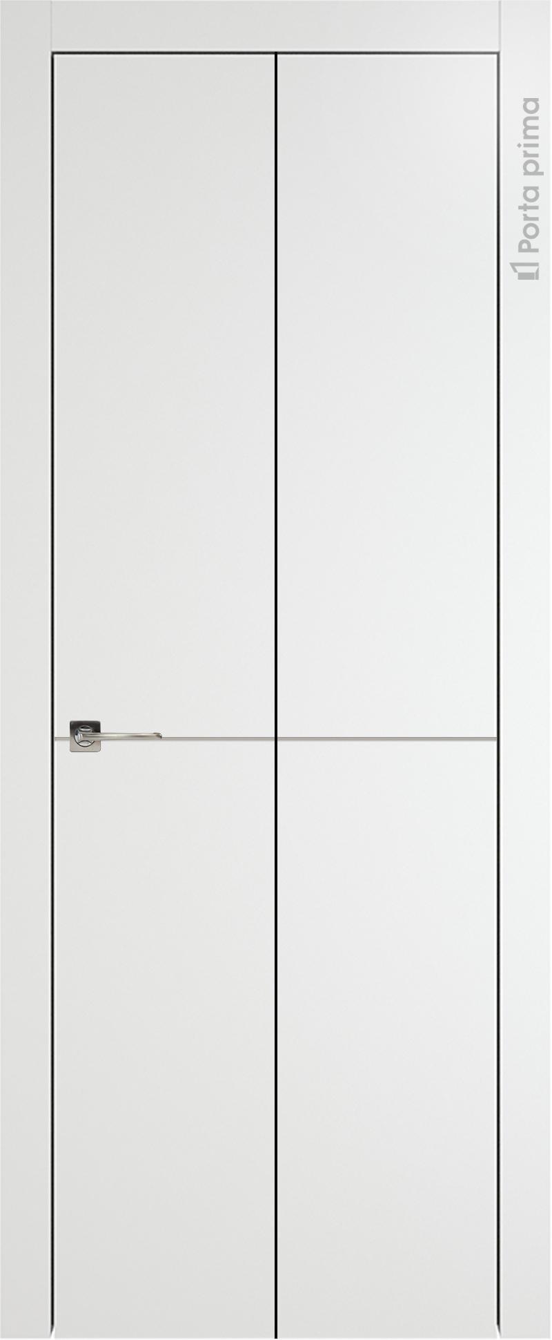 Tivoli Б-2 Книжка цвет - Белая эмаль Без стекла (ДГ)