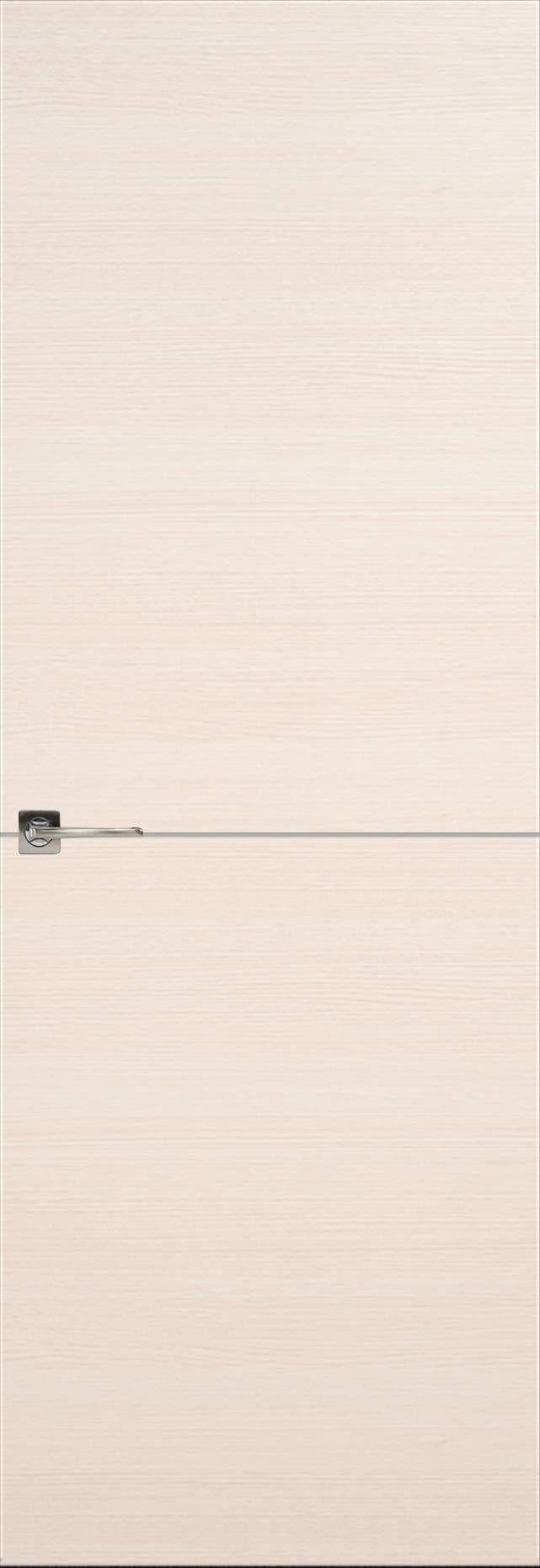 Tivoli Б-2 невидимка цвет - Беленый дуб Без стекла (ДГ)