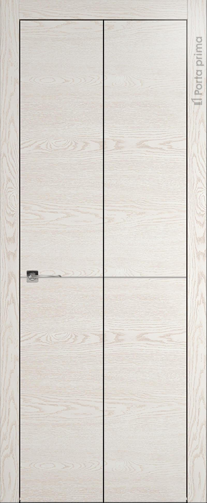 Tivoli Б-2 Книжка цвет - Белый ясень Без стекла (ДГ)