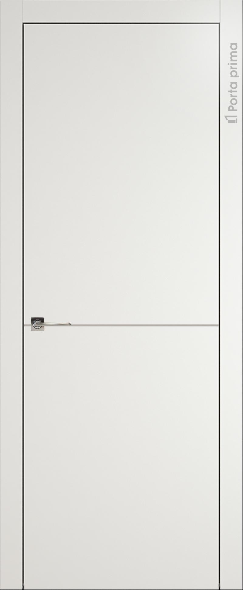 Tivoli Б-2 цвет - Бежевая эмаль (RAL 9010) Без стекла (ДГ)