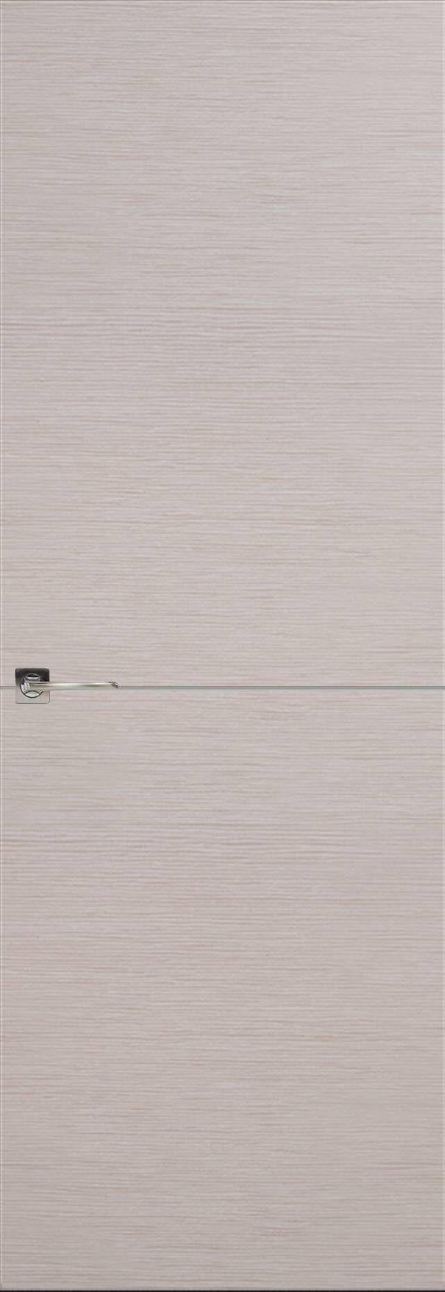 Tivoli Б-2 невидимка цвет - Дымчатый дуб Без стекла (ДГ)
