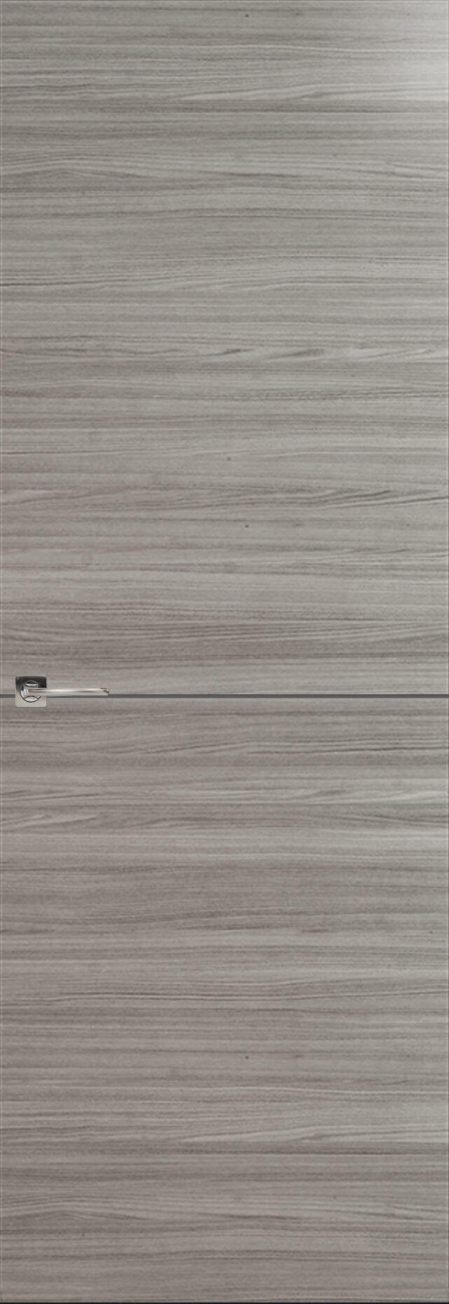 Tivoli Б-2 невидимка цвет - Орех пепельный Без стекла (ДГ)