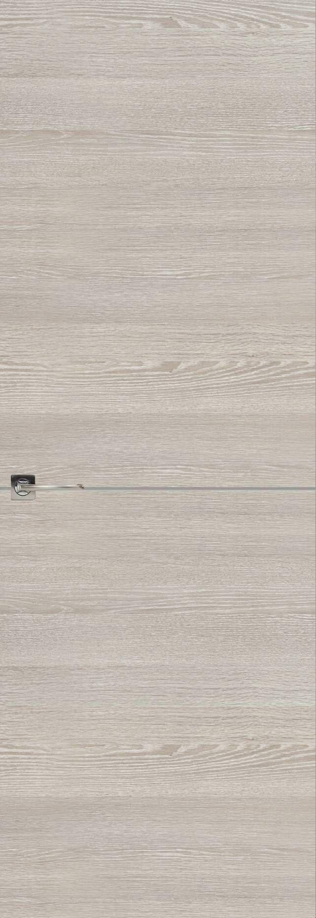 Tivoli Б-2 невидимка цвет - Серый дуб Без стекла (ДГ)