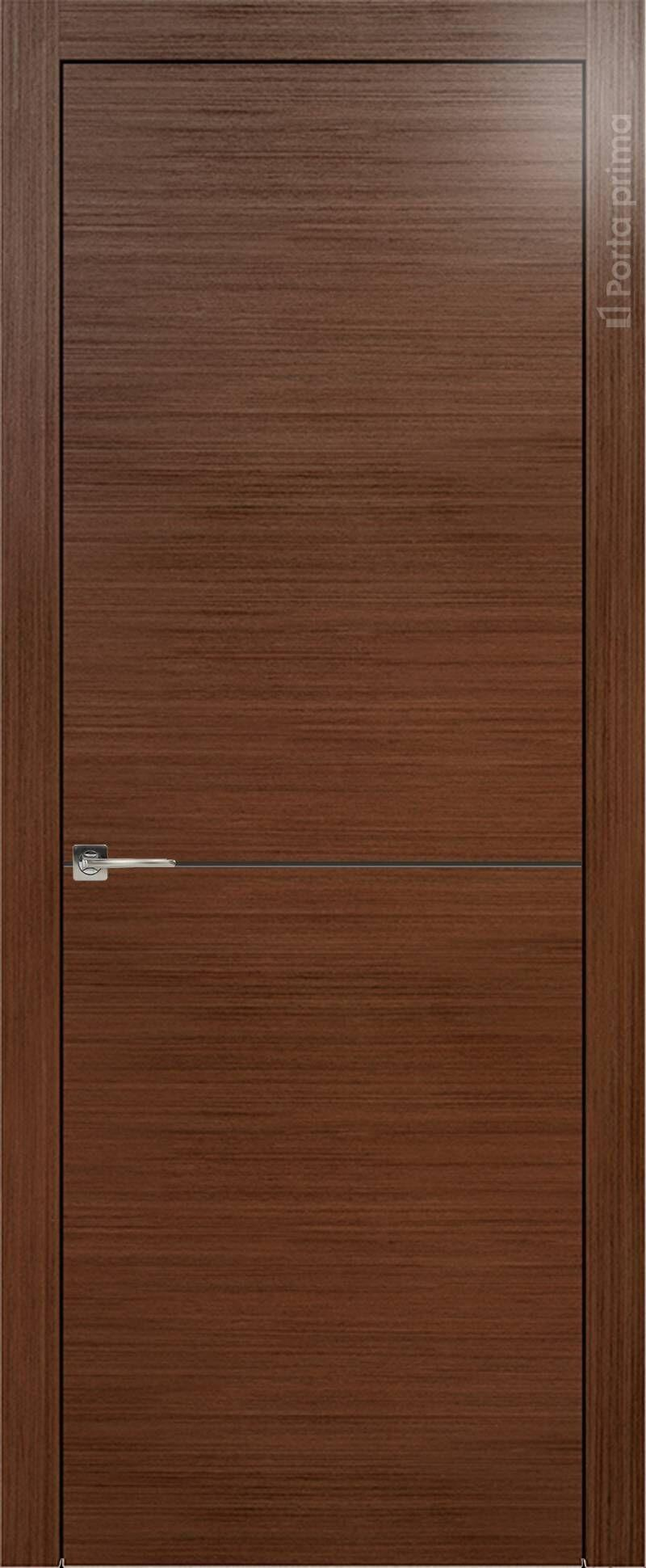 Tivoli Б-2 цвет - Темный орех Без стекла (ДГ)