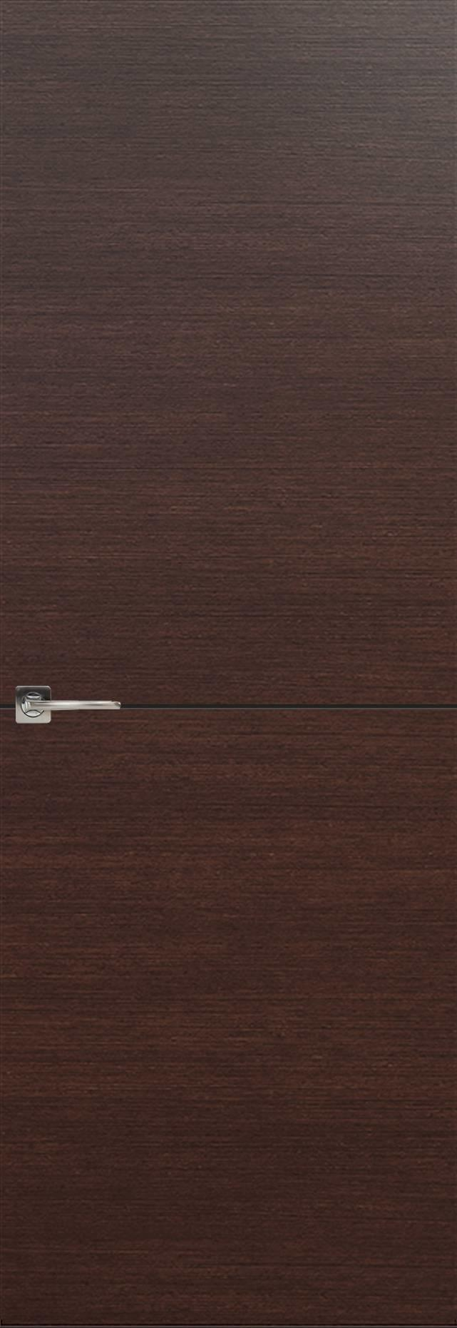 Tivoli Б-2 невидимка цвет - Венге Без стекла (ДГ)
